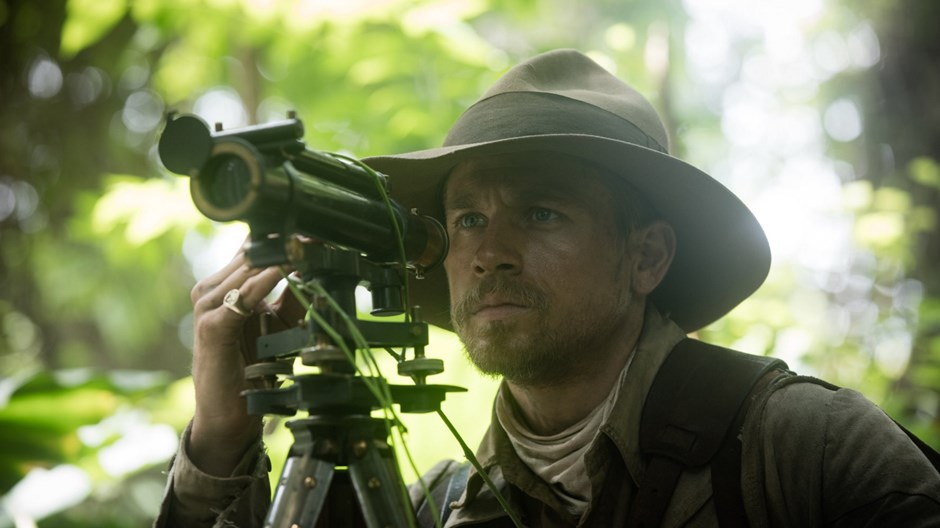 'The Lost City of Z' Points to the City That Is to Come
