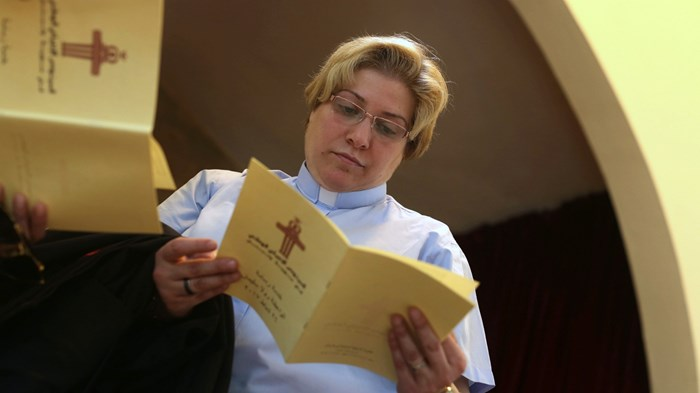 Female Pastors Bring Hope to War-Torn Middle East Churches