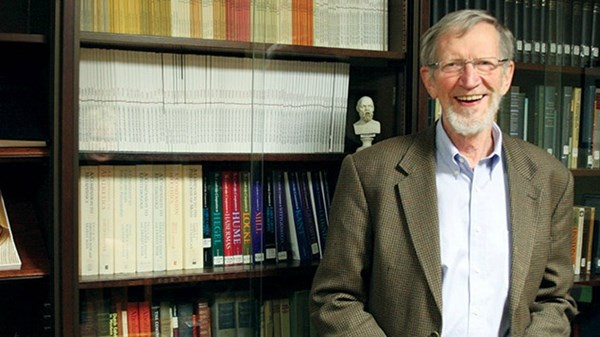 Templeton Prize Winner: Alvin Plantinga, Who Proved God's Not Dead ...