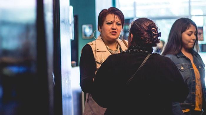 """El ministerio de mujeres no es sólo para """"hermanas"""""""