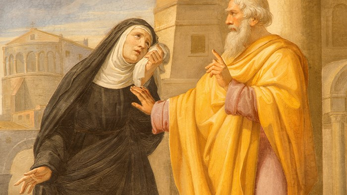 From the Archives: Monica, Faithful Mother