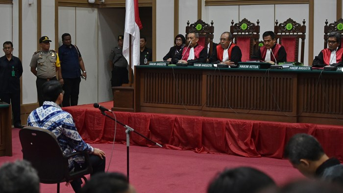 Christian Governor of Jakarta Jailed, Found Guilty of Blasphemy