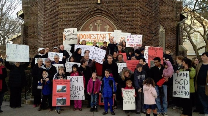 ICE Deports Christian Who Fled Persecution Back to Indones  News  Reporting