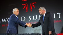 You Can Debate Franklin Graham on Martyrs, But Not the World's Persecution Problem