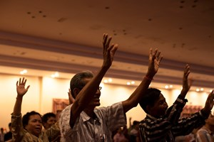 More than 4,000 Christians attend the annual Asian Christian Conference put on by New Life Fellowship—Cambodia's fastest-growing megachurch and church planting movement.