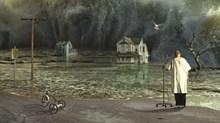 A Walking Disaster