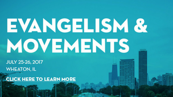 Evangelism and Movements: July CPLF Gathering