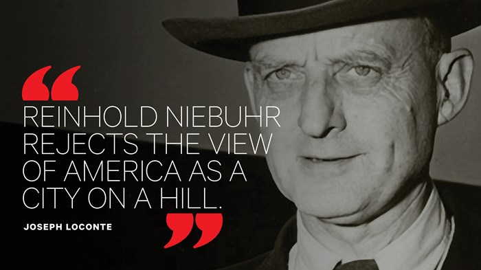 Why Reinhold Niebuhr Still Haunts American Politics