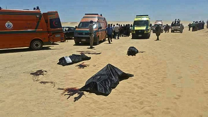 ISIS Kills 29 Christians on Church Bus Trip to Popular Monastery