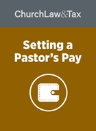 Setting a Pastor's Pay