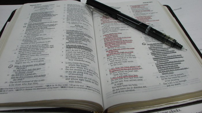 Sorry, Old Testament: Most Theologians Don't Use You