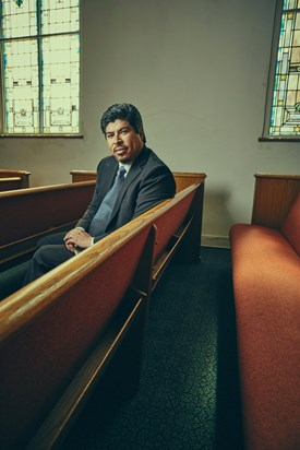 """Los Angeles pastor William Rodriguez believes Latino immigrants are awakening to missions. """"We can give. We can do it ourselves,"""" he said."""