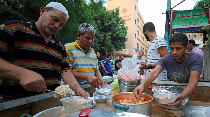 Should Christians Join Muslims in Breaking Ramadan's Daily Fast?
