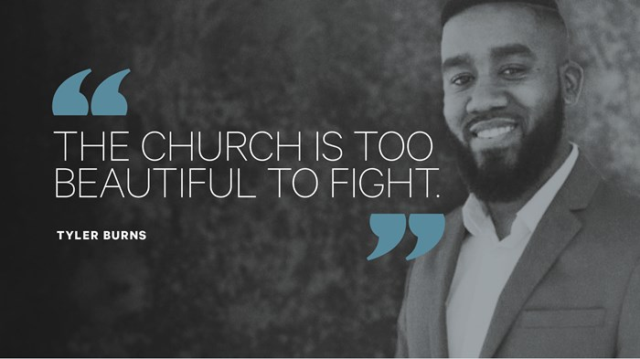 How the Black Church Revamped Tyler Burns' Faith