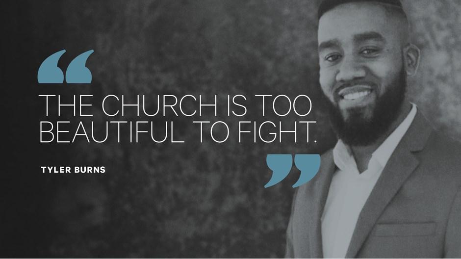 How the Black Church Revamped Tyler Burns' Faith