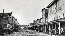 Ghost Towns and Small Towns: Church Planting in a Boom and Bust World