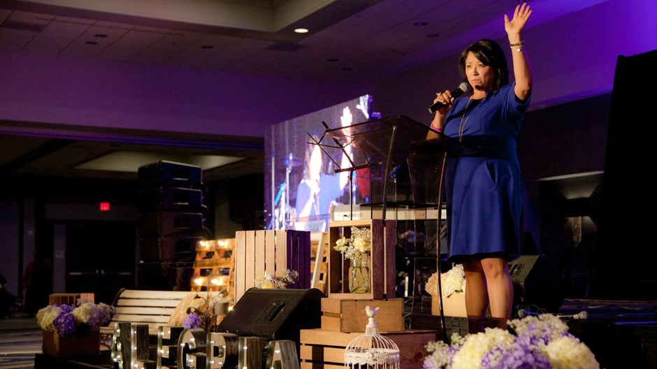 Between Two Cultures: How Latina Christians Approach Leadership
