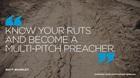 Avoiding Preaching Ruts