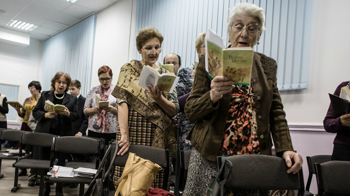 Jehovah's Witnesses Remain Banned as Russia Rejects Appeal