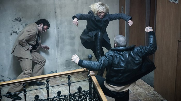 'Atomic Blonde' Delivers Female Action Without An Action Hero