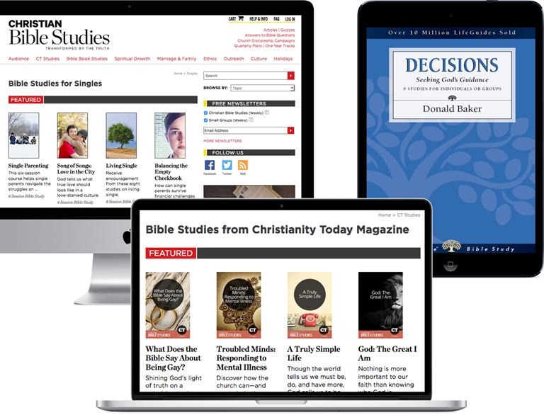 Christian Bible Studies