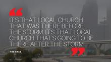 When the Saints March into Post-Harvey Houston