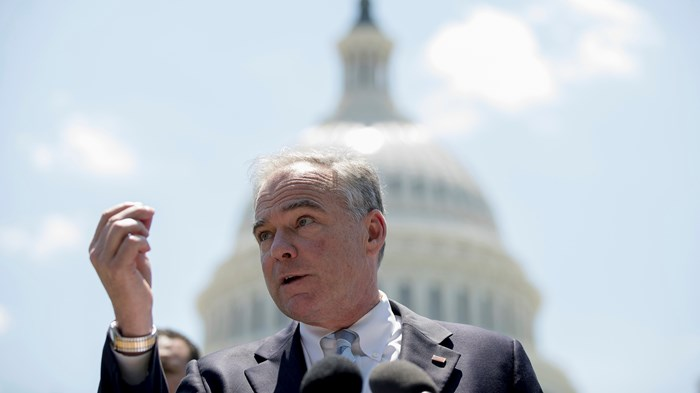 Tim Kaine: We Need All Parts of the Body to Fix Health Care