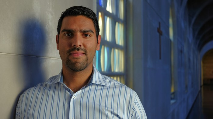 D Nabeel Qureshi Author Of Seeking Allah Finding Jesus