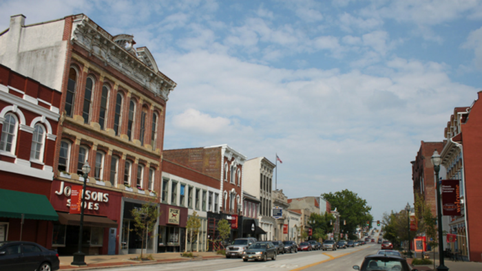 Go Where The Humans Are: What One Movement's Small Town Task Force Has Learned So Far