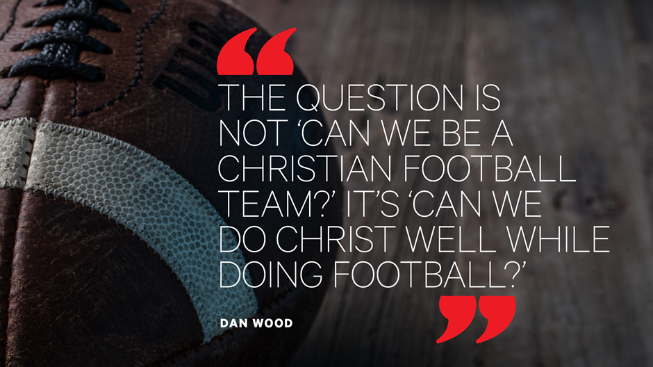 How Football Culture Shapes Christian Colleges