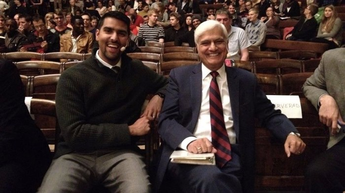 What Ravi Zacharias Said at Nabeel Qureshi's Funeral