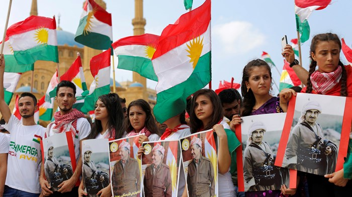 iraqi christians at odds with world on kurdish independenc