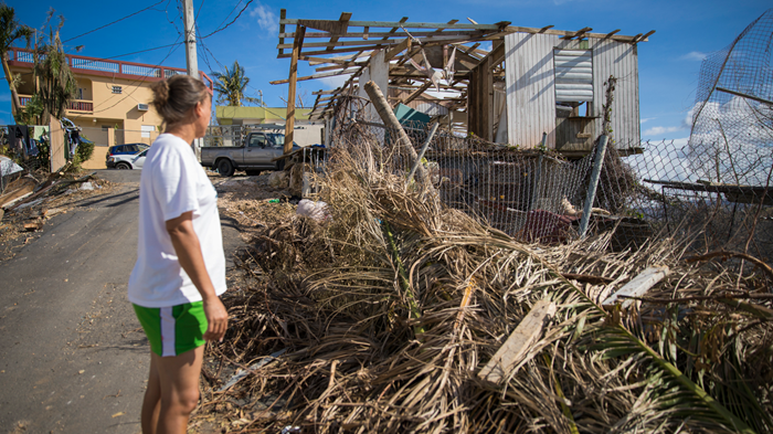 NHCLC: Thousands of Puerto Rican Churches Wrecked by Maria