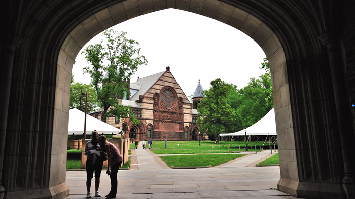 Princeton Student Ministry Drops Evangelical Name After 80 Years
