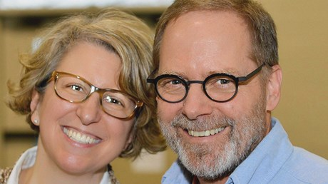 David and Laurie Brenner: Christianity Today Is a Bridge Builder