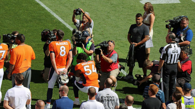 Why Can't We Disagree Well? Reflections on Colin Kaepernick, VP Mike Pence, and Listening Well