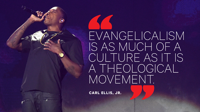 The Significance of Lecrae Leaving White Evangeli