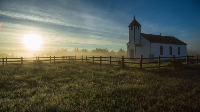The Rural Church: A Special House of Prayer