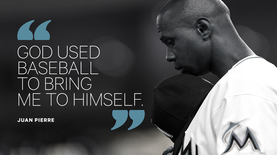 Juan Pierre Dreamt of MLB Glory. Now, He Lives to Serve.