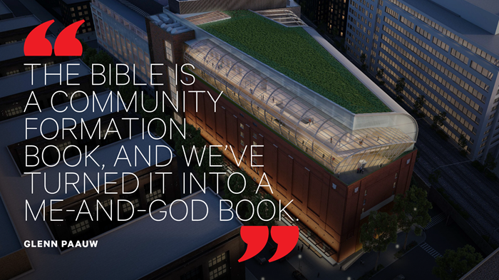 The Museum of the Bible May Change Your Relationship with God's Word