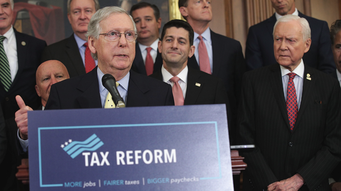 GOP Tax Reform Recognizes Unborn Babies as Beneficiaries