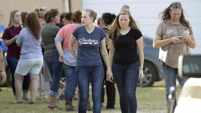 Researchers: Faith Helps Mass Shooting Survivors