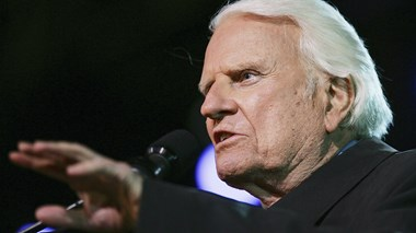 The 'Religious Affections' of Billy Graham's Evangelism