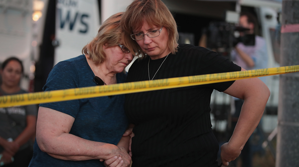 A Top Reason for Church Shootings: Domestic Abuse