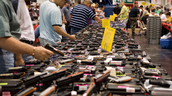 Packing in the Pews: The Connection Between God and Guns