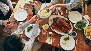 Leaning into Thanksgiving Clichés