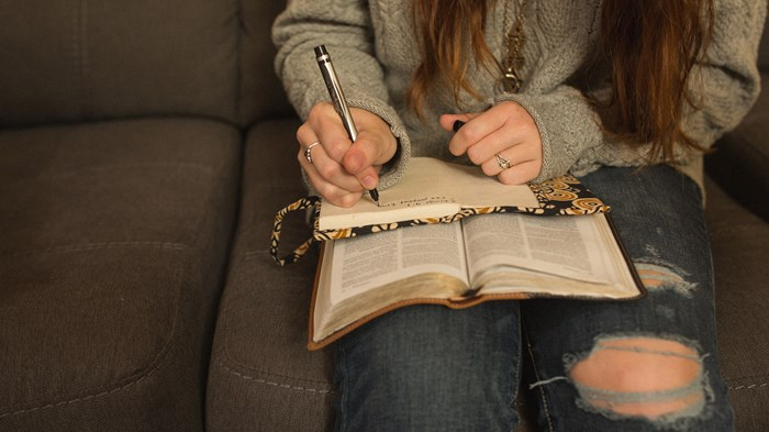 What Student Ministry Really Needs? Homework.