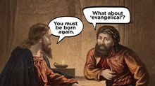 Evangelical vs. Born Again: A Survey of What Americans Say and Believe