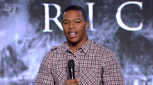 The Real Story Behind Ray Rice Speaking at Liberty