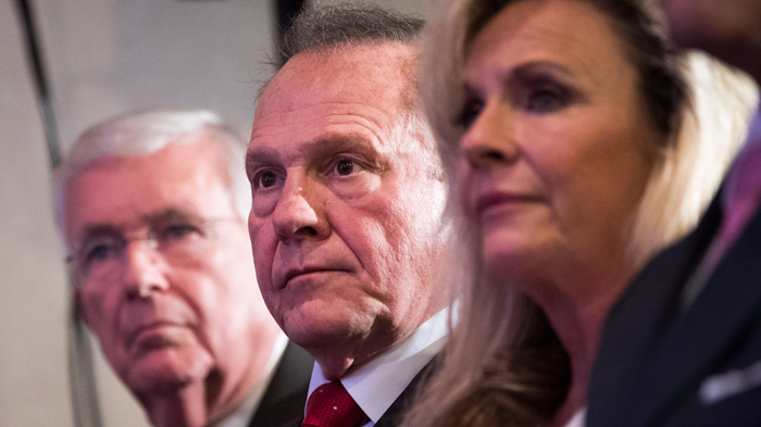 Where Evangelicals Fall on Roy Moore vs. Trump, Lauer, Franken, and Six More Men